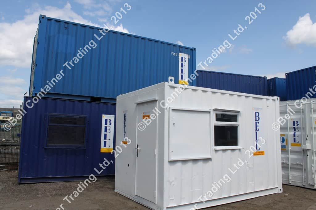 Office containers and storage containers for sale