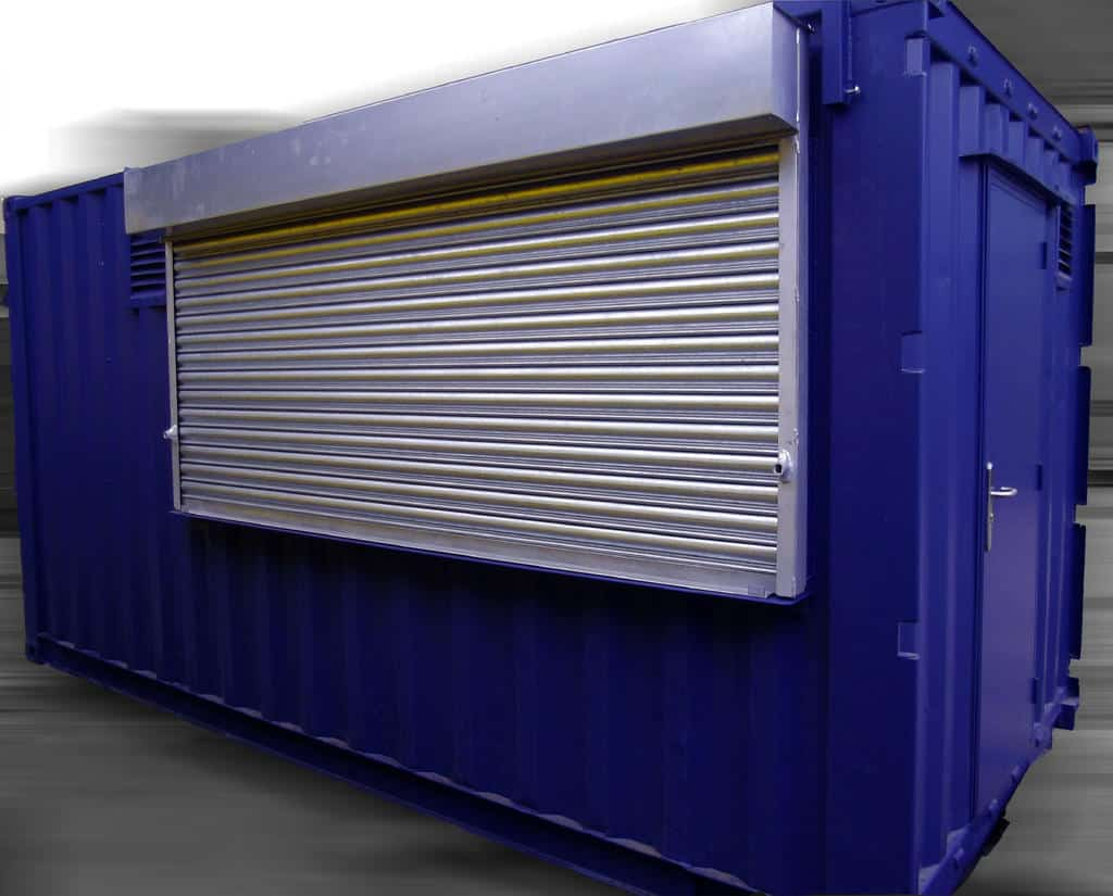 20ft shipping container conversions