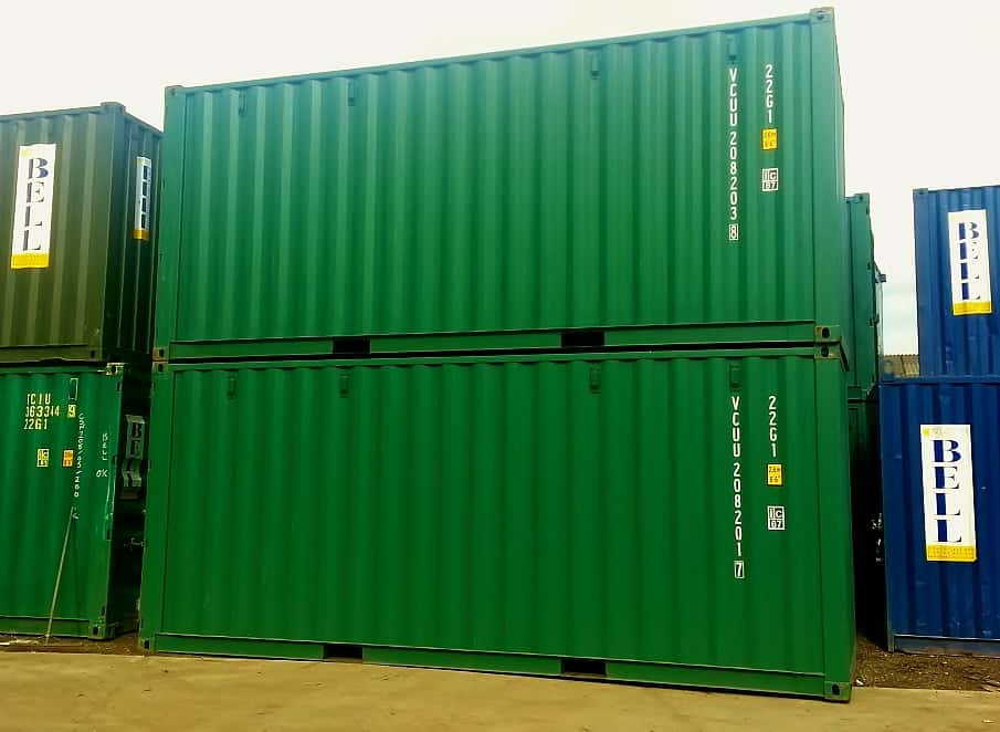 new single trip shipping containers for hire and sale