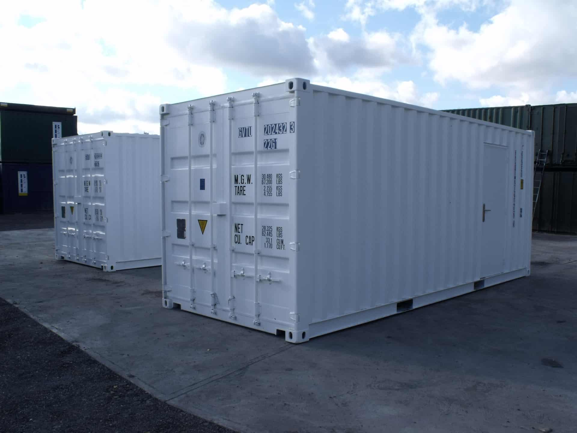 Containers for Hire - Choosing a Shipping Container Hire