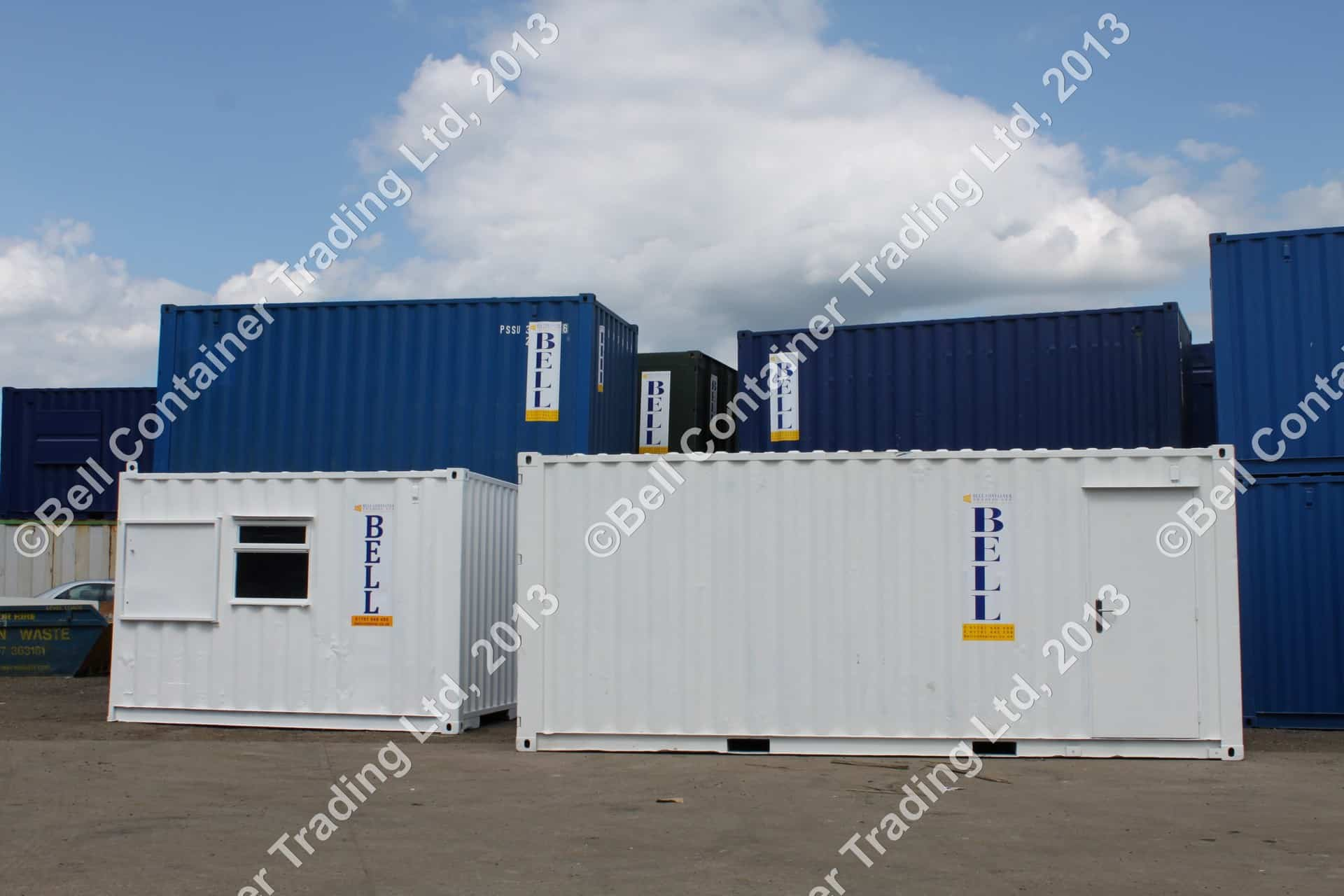 10ft and 20ft office containers sales