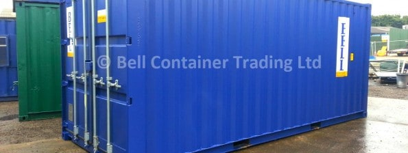 Container Conversions London - Blog and Articles - Bell
