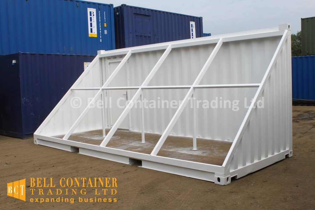 bespoke shipping containers