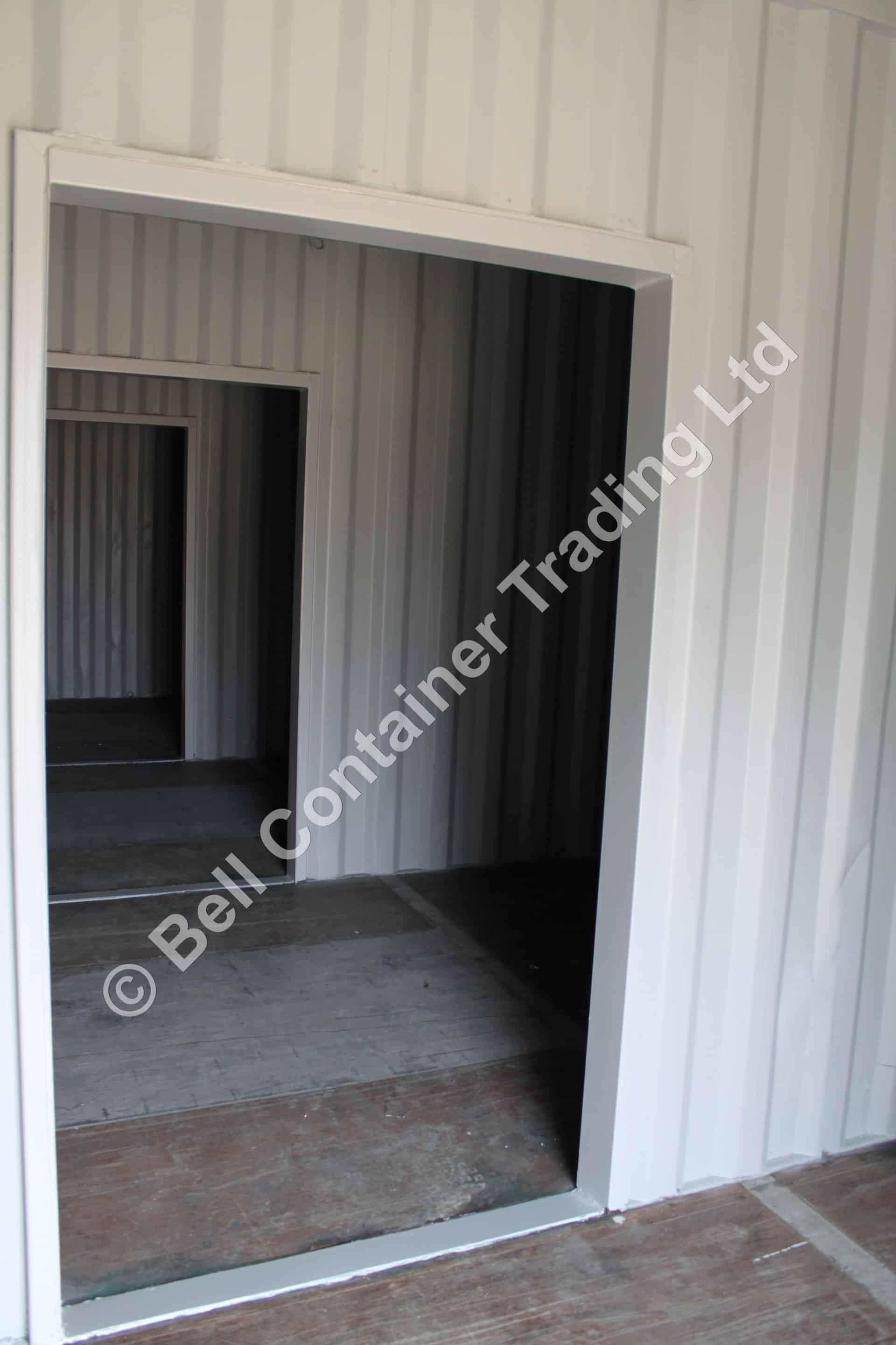 linked shipping container project insider
