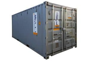 20 x 8 20ft 6m storage container from hire fleet new one trip 006 1