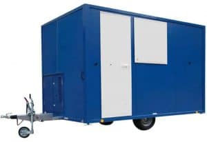 12 self contained mobile welfare unit 061a