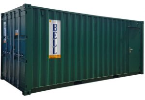 20ft combined storage and office unit 1