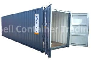 30 x 8 30ft storage container grey 7031 030