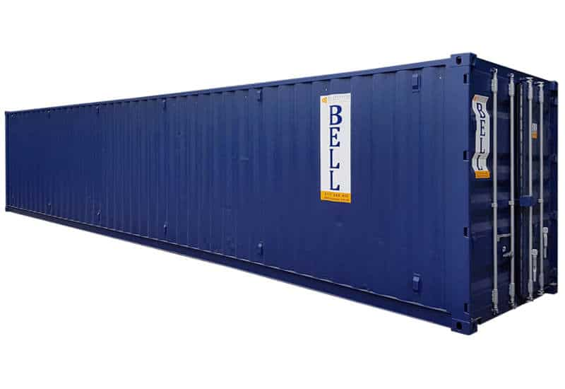 40 x 8 40ft storage container used re conditioned 020