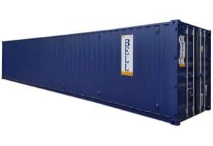 40ft 40 x 8 storage container from sales fleet 020