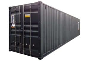 40ft x 8ft high cube storage container 034