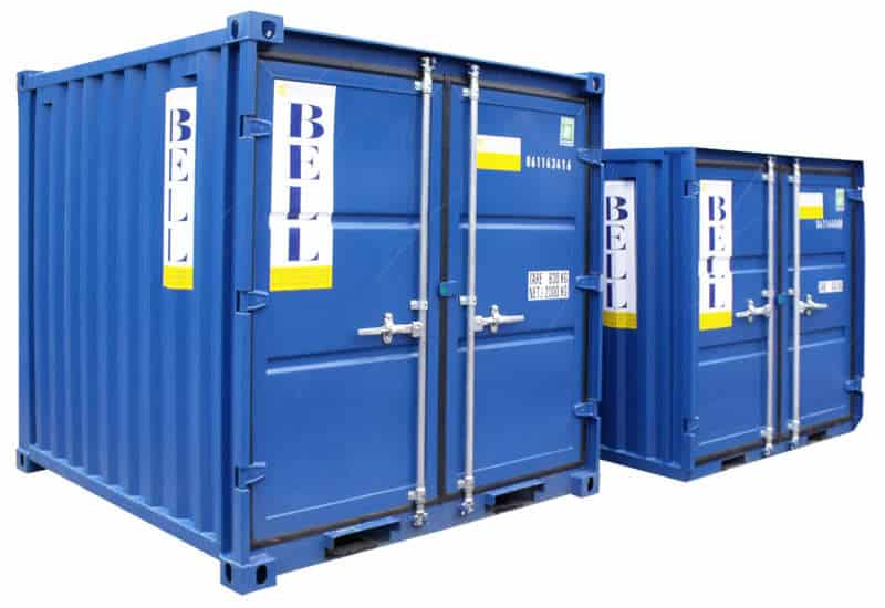 6ft and 8ft storage container for sale depot Essex