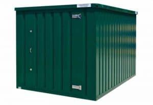 flat pack storage unit