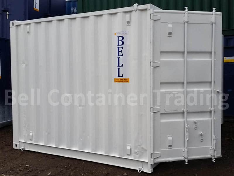10ft storage container vented from sales stock