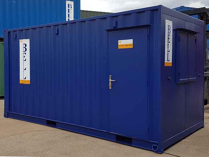 16 x 8 drying unit external
