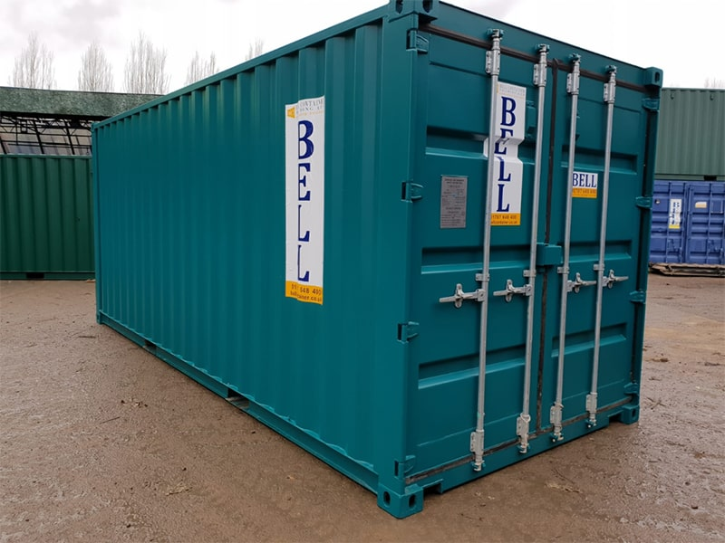 20 x 8 container sales unit