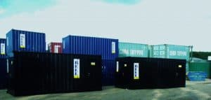 20ft container conversions ext