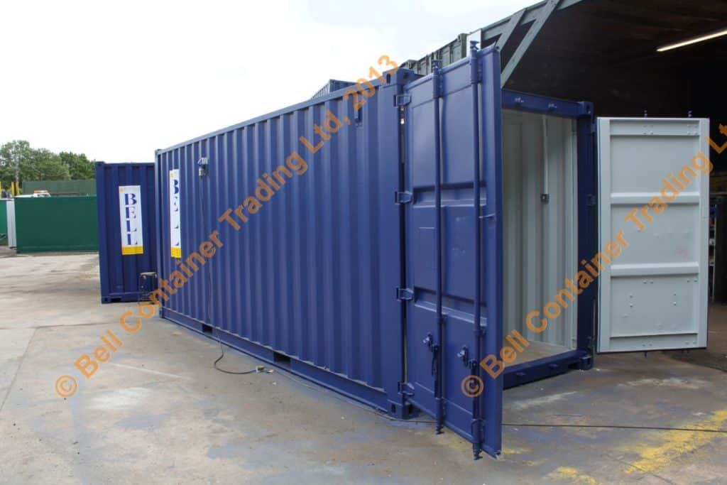 20ft container conversions office storage container