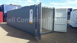 30 x 8 storage container grey 7031