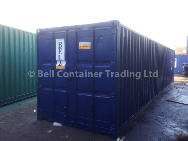 40ft container conversion double door end