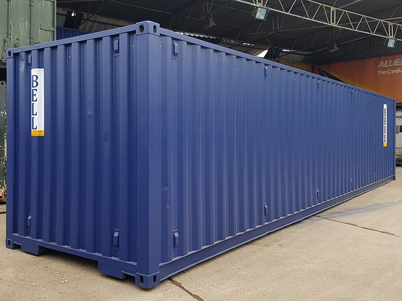 Used Shipping Containers as Storage 1031 x 586