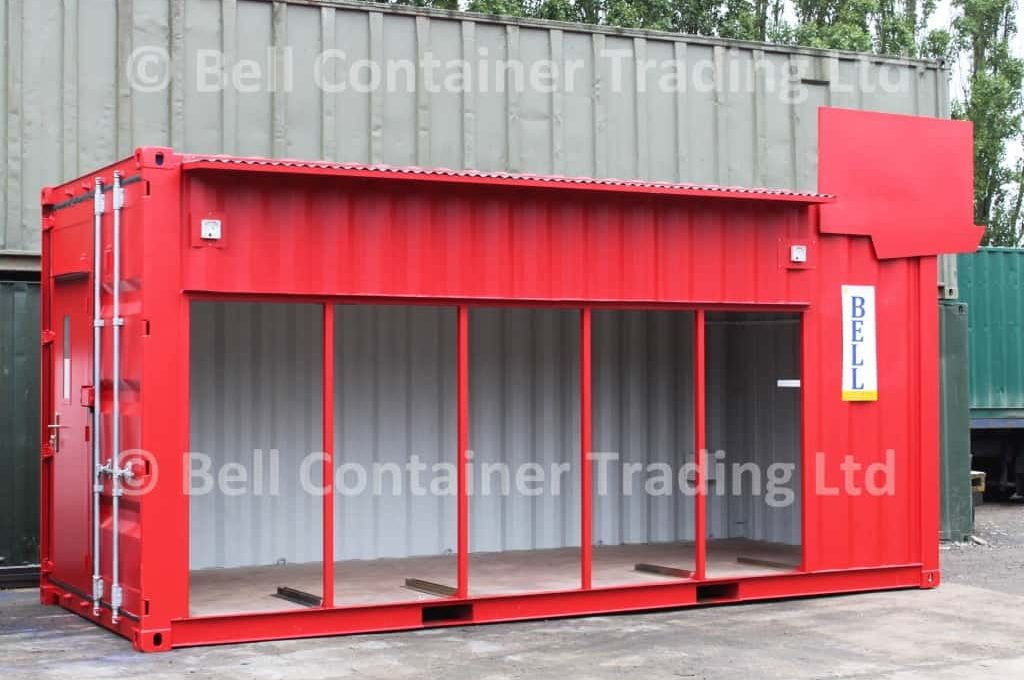 bespoke container conversions modified 20ft