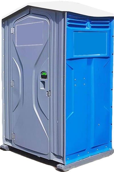 chemical toilet external