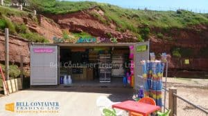 container beach shack 20ft container shop