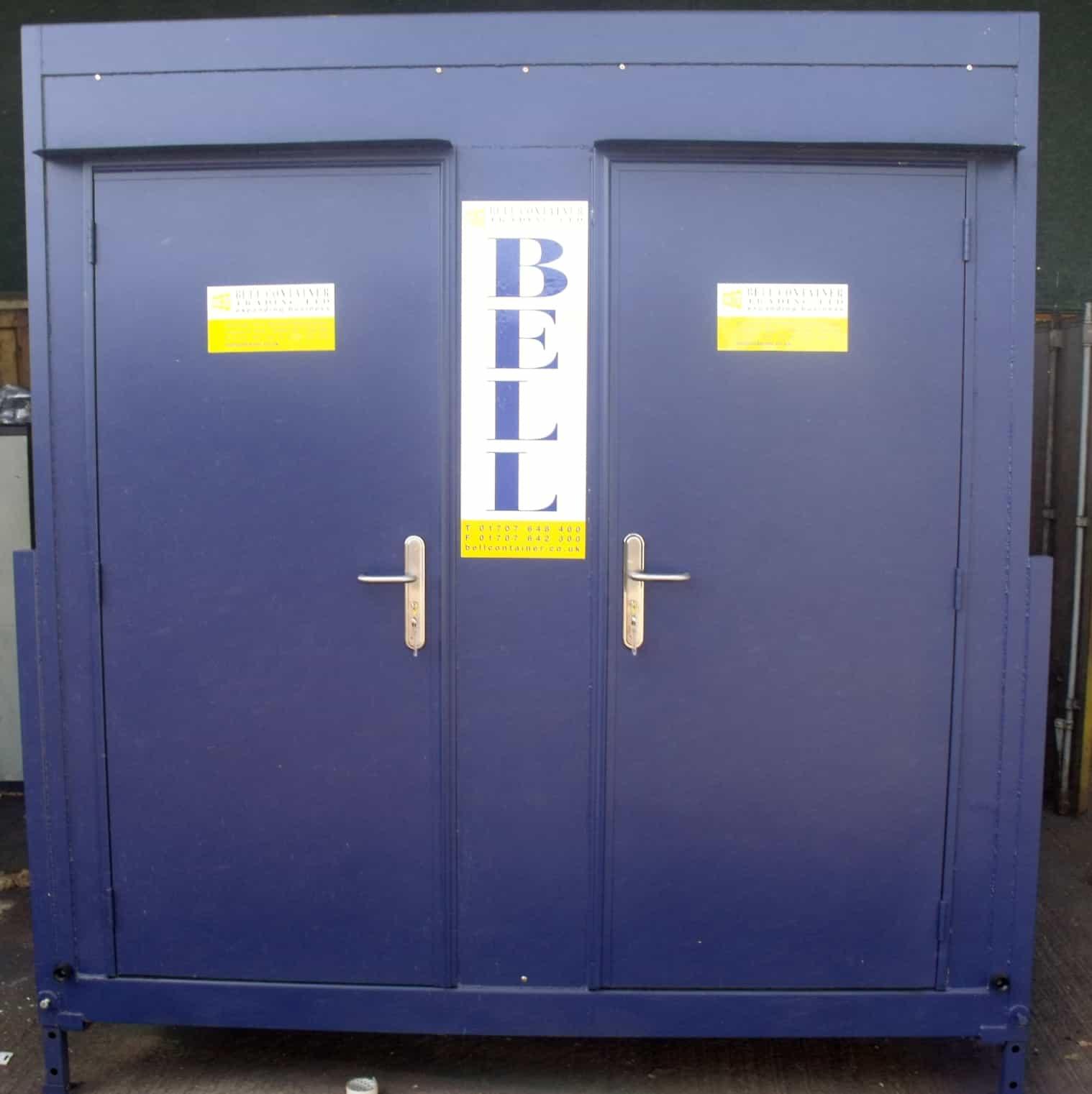 container conversions 1+1 toilet unit (ext1)