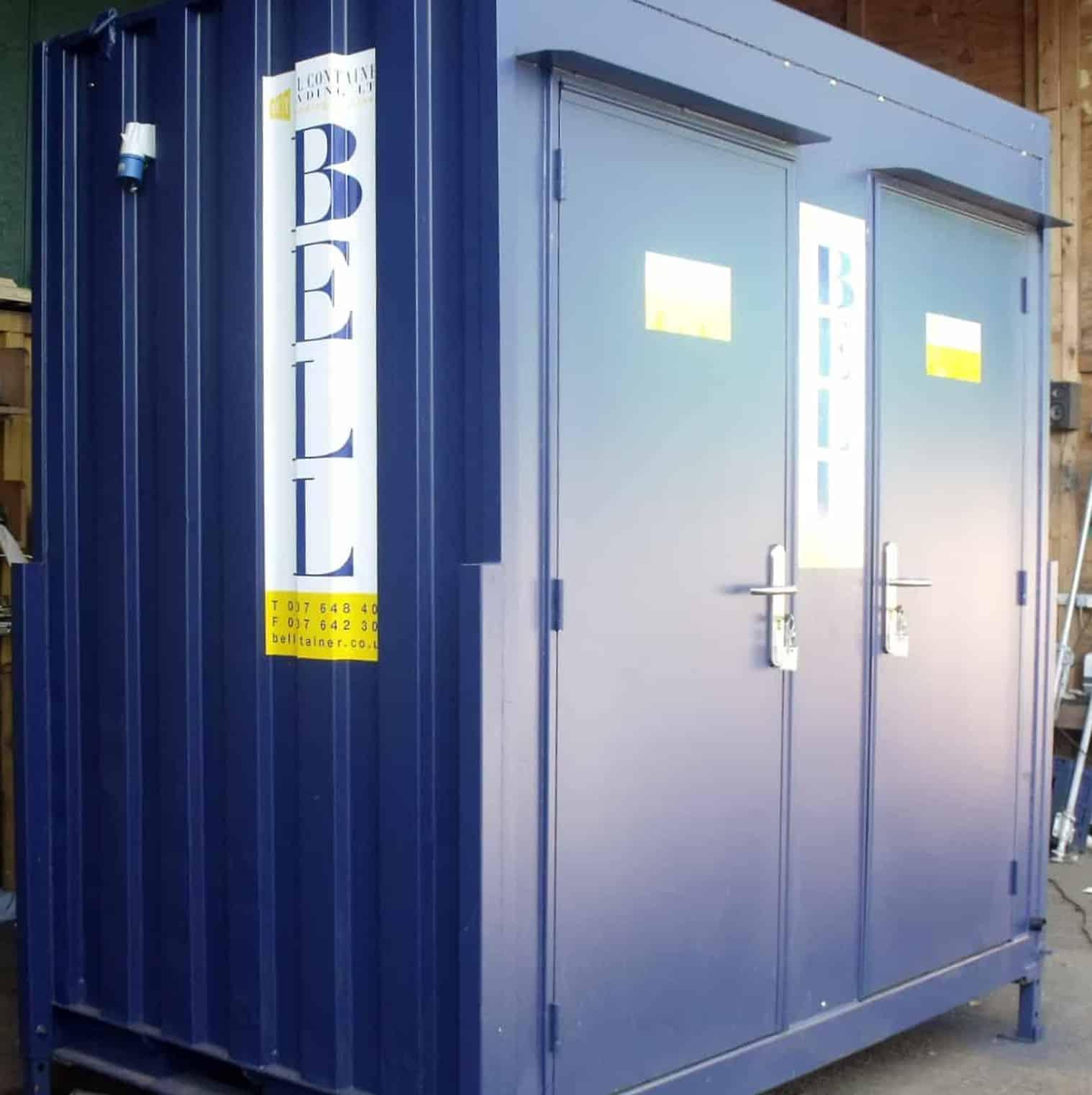 container conversions 1+1 toilet unit (ext2)