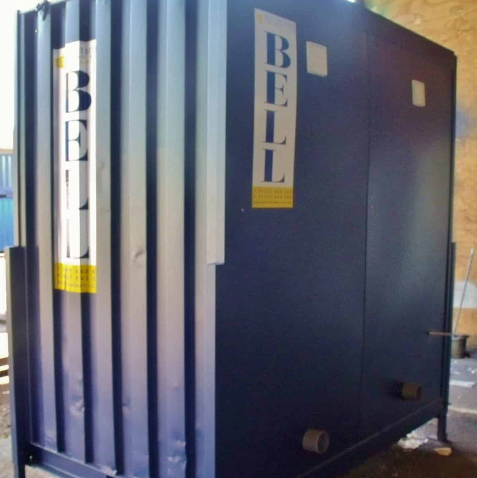 container conversions 1+1 toilet unit (ext3)