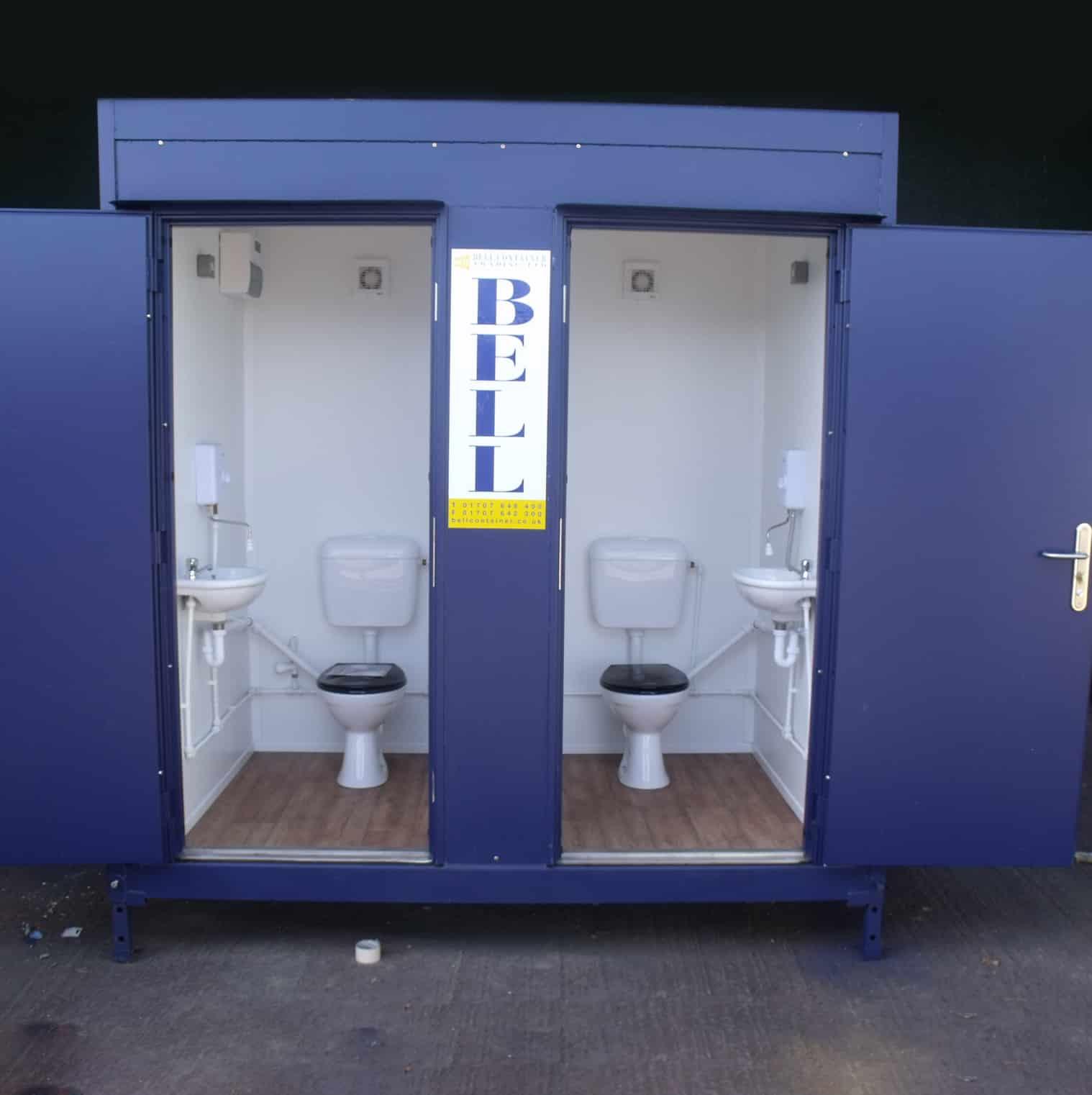 container conversions 1+1 toilet unit (ext4)