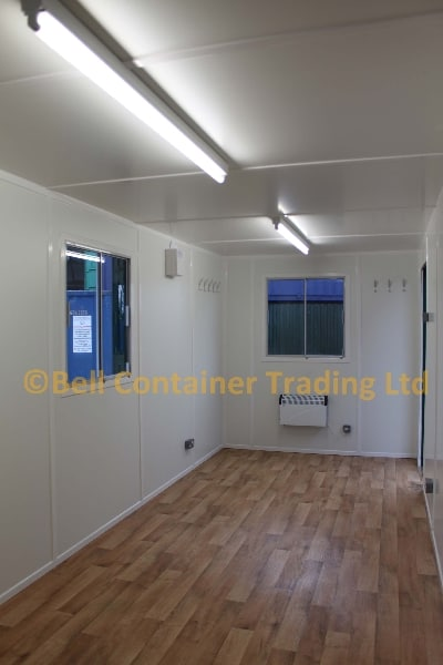 container conversions 40ft office unit 20ft split