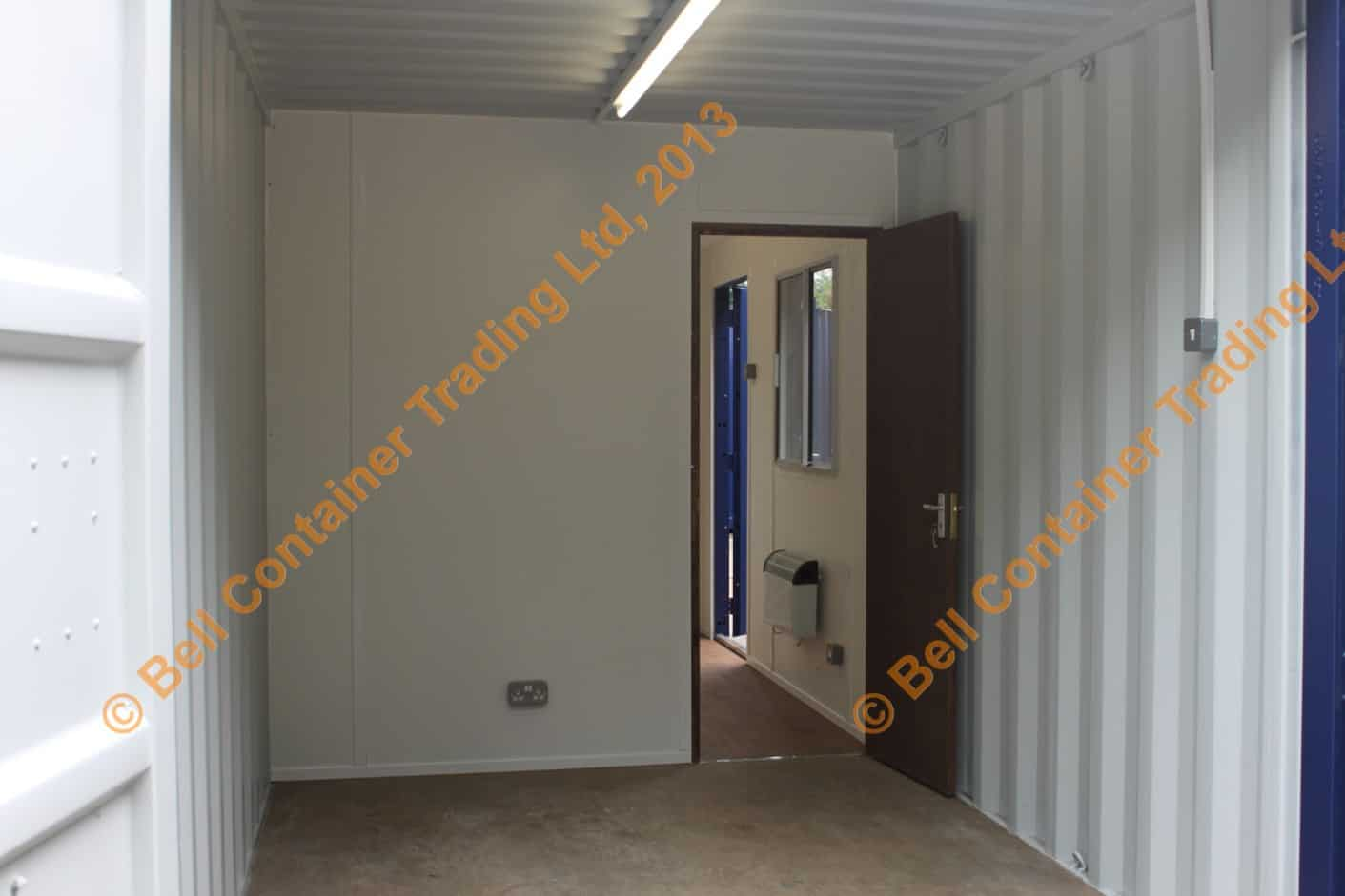 container conversions interior