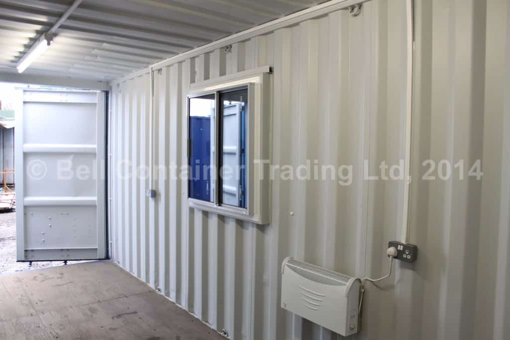 Shower Wc Canteen And Workshop Container Conversion