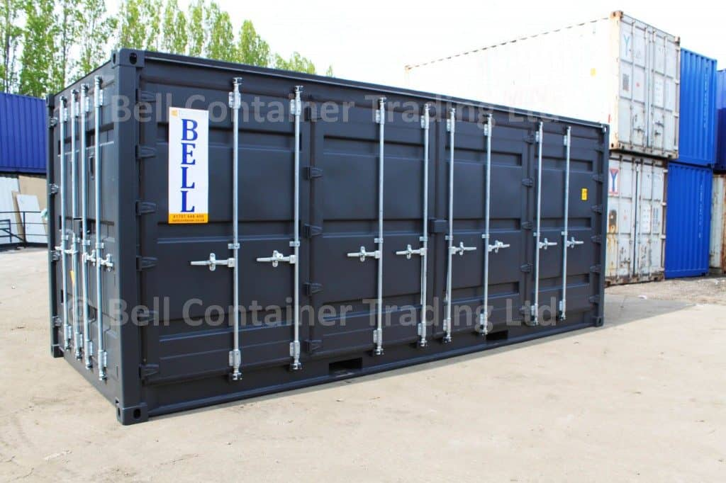 new side loading container pre popup bar conversions