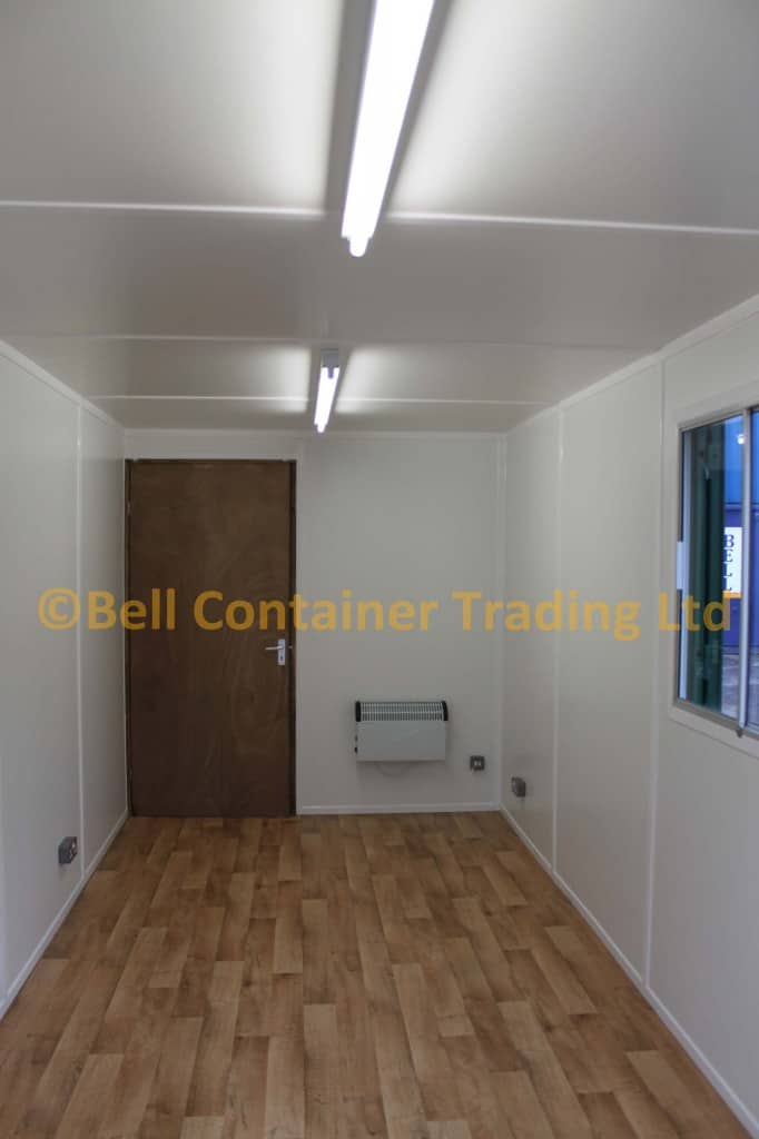 office containers combined workshop 40ft