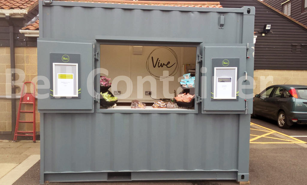 popup container cafe london
