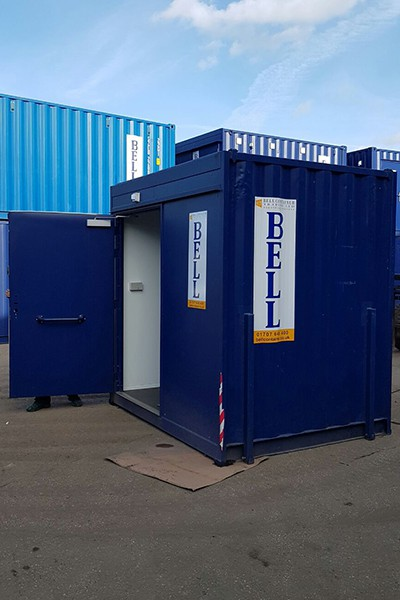 single mains toilet accessible