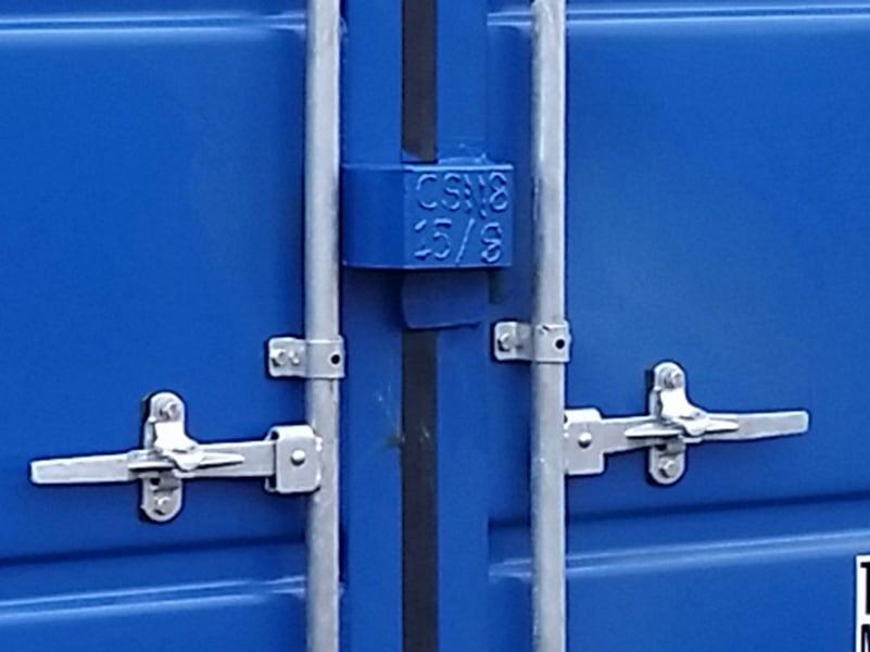 steel shroud lock box