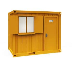 10ft drying unit from London hire fleet example