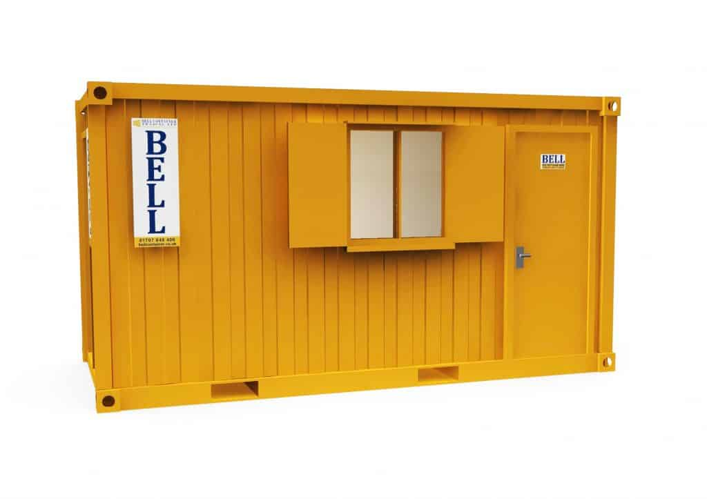 16ft office open drying unit