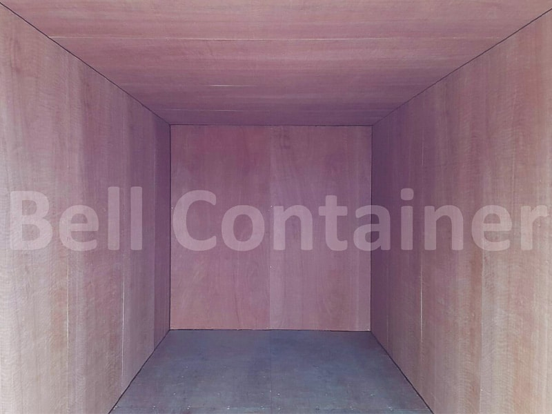 20ft ply lined storage container