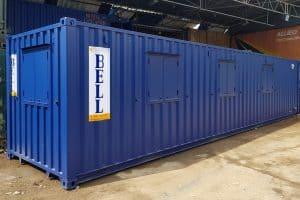 40ft office container conversions 9