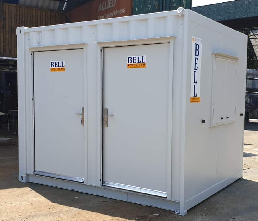 Bell Care Pods Container Social Distancing 1